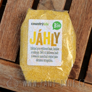 Jáhly bio Countrylife 500g